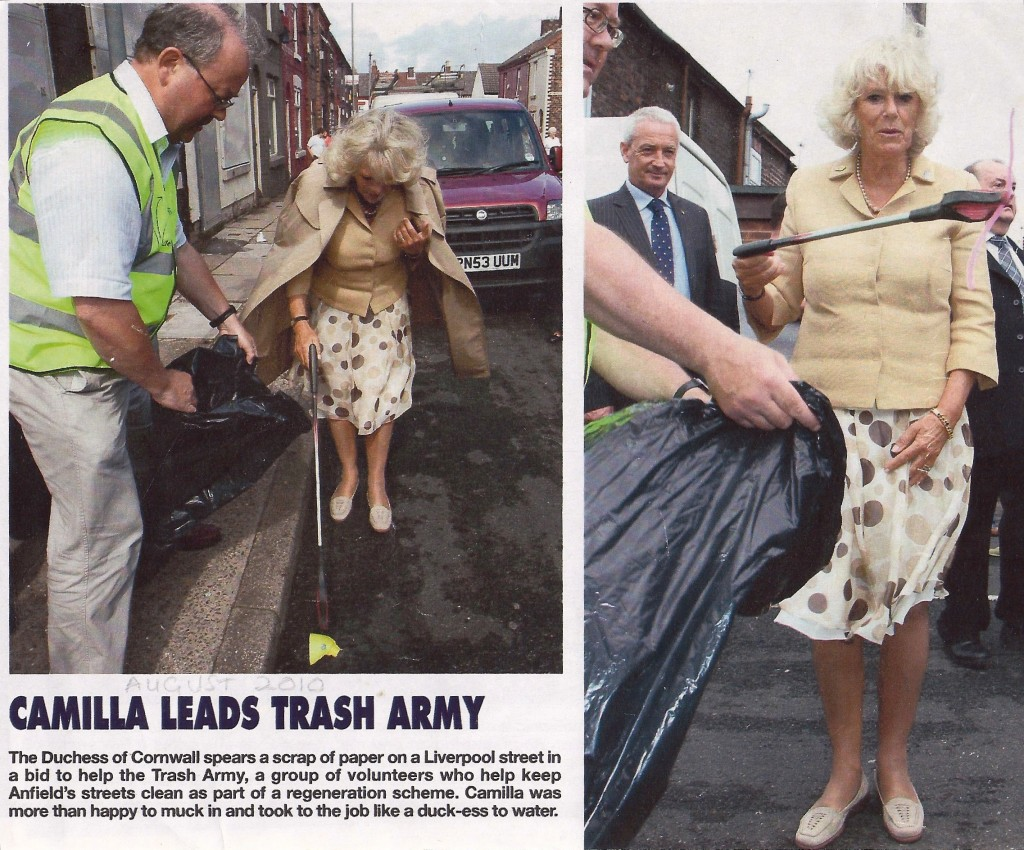 Duchess of Cornwall August 2010
